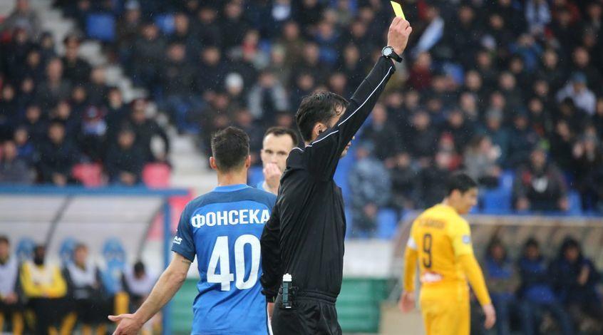 Андрей Аршавин принес победу «Кайрату» над «Иртышом»