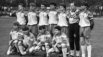 Перший матч збірної України: 26 років тому - як це було