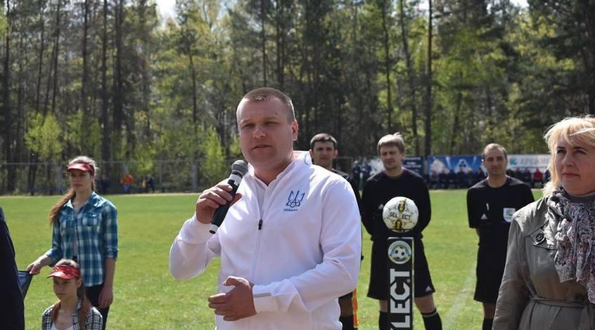"""Руслан Павлюк: """"У пріоритеті – збільшення команд-учасниць чемпіонату Житомирської області"""""""