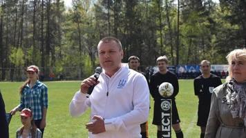 Руслан Павлюк - про новий футбольний сезон на Житомирщині