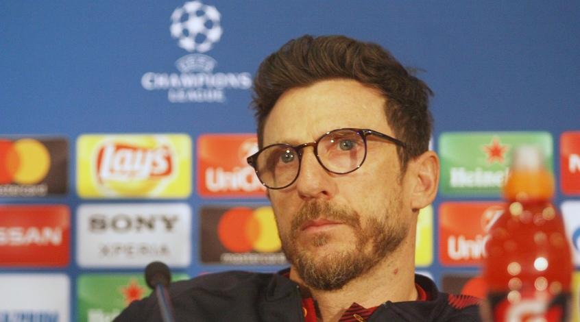 """Эусебио Ди Франческо: """"Рома"""" могла выйти в финал, но потратила время впустую"""""""