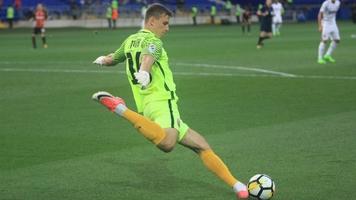 "Marca: Андрей Лунин подписал контракт с ""Реалом"""