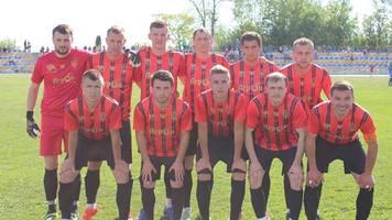 Чемпіонат Тернопільської області. 3-й тур. Непроста перемога чемпіона