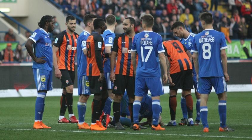 Финал футбольного Кубка Украины будет судить Юрий Можаровский