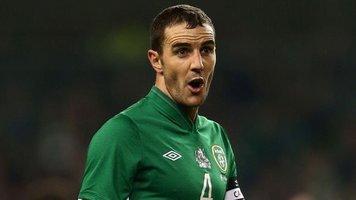 Джон О'Ши объявил о завершении карьеры в сборной Ирландии