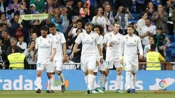"""""""Реал"""" по числу поражений показал худший результата с сезона-1973/74"""