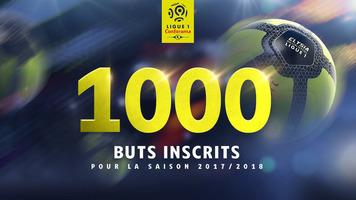 В Лиге 1 был забит 1000-й гол сезона