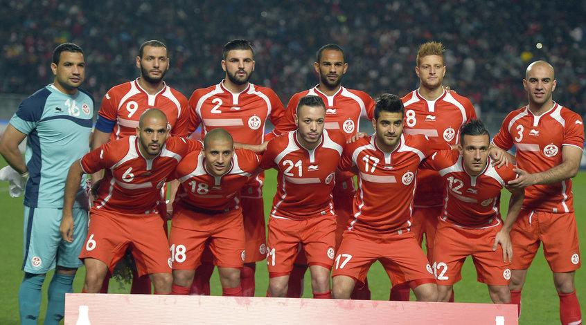 Сборная Туниса объявила расширенный состав на ЧМ-2018
