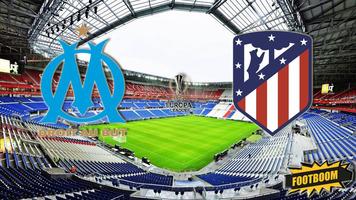 """Лига Европы. """"Марсель"""" - """"Атлетико"""" 0:3 (Видео)"""