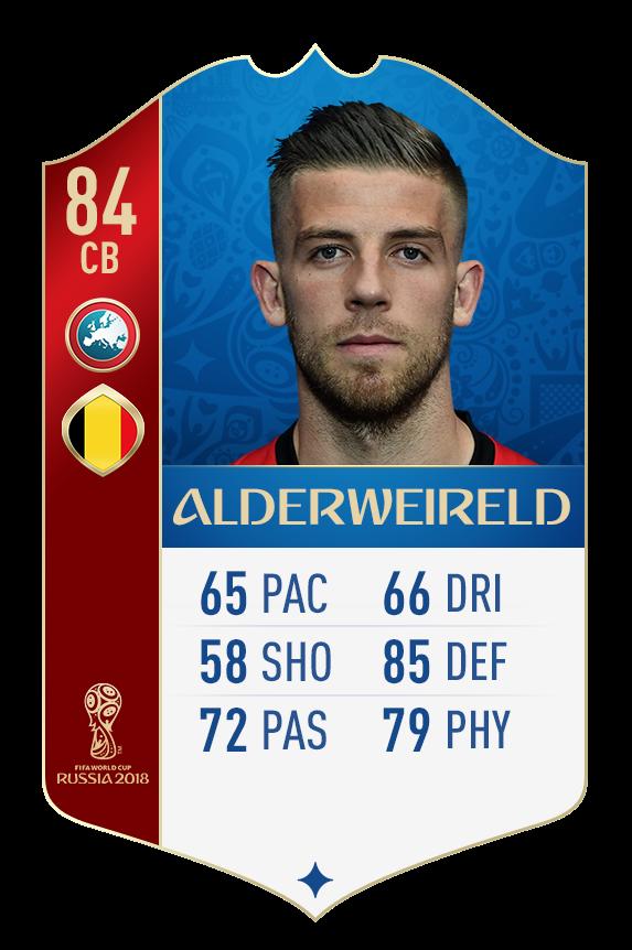 FIFA 18 World Cup: сборная Бельгии (+Фото) - изображение 6