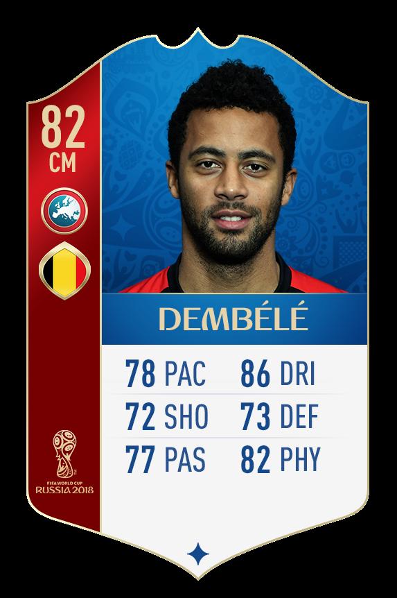 FIFA 18 World Cup: сборная Бельгии (+Фото) - изображение 11