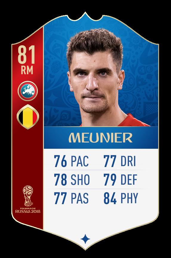 FIFA 18 World Cup: сборная Бельгии (+Фото) - изображение 12