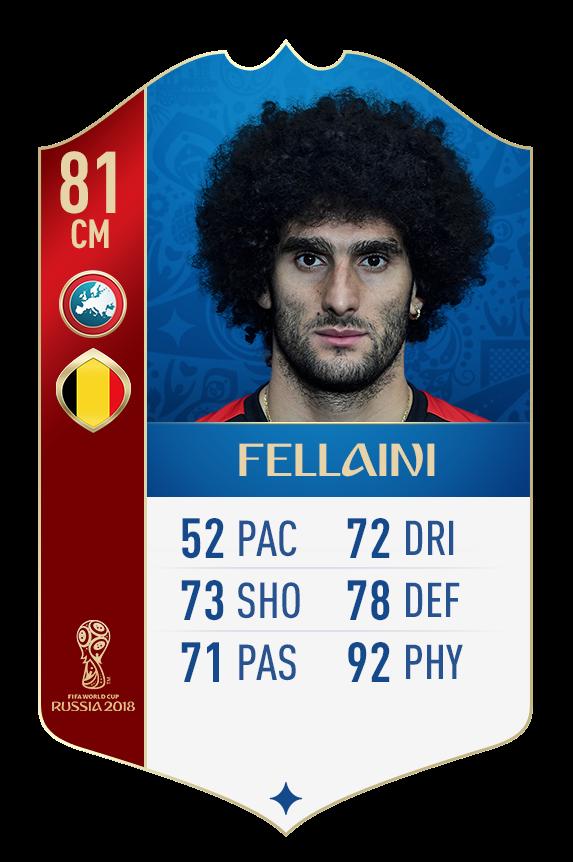 FIFA 18 World Cup: сборная Бельгии (+Фото) - изображение 13