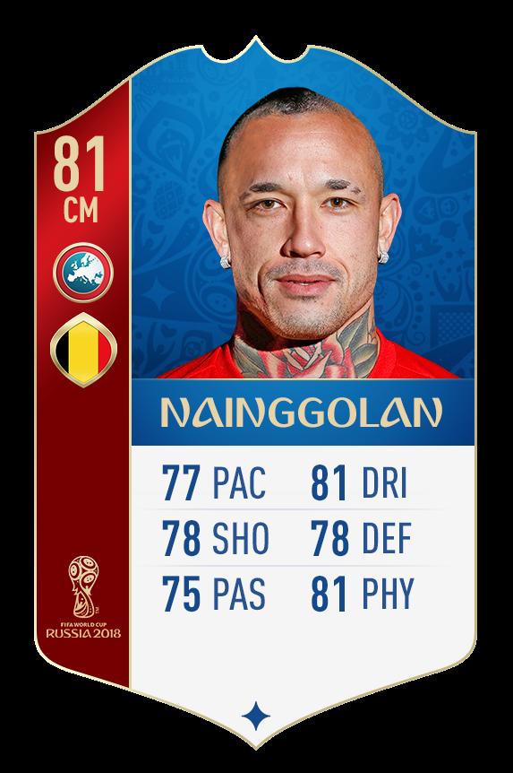 FIFA 18 World Cup: сборная Бельгии (+Фото) - изображение 15