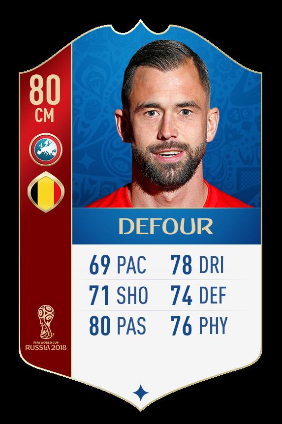 FIFA 18 World Cup: сборная Бельгии (+Фото) - изображение 18