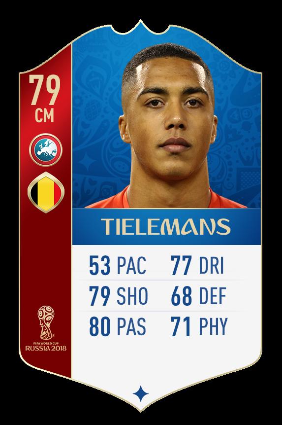 FIFA 18 World Cup: сборная Бельгии (+Фото) - изображение 21