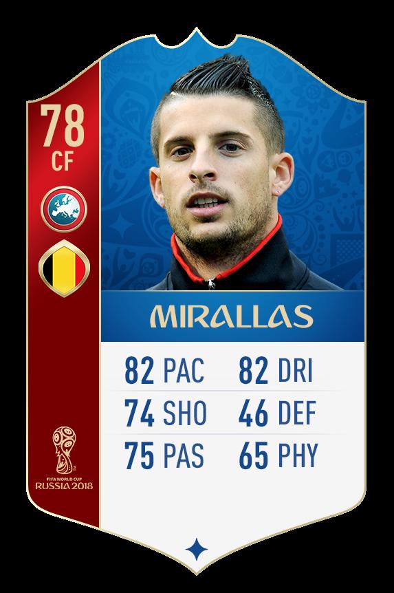 FIFA 18 World Cup: сборная Бельгии (+Фото) - изображение 23
