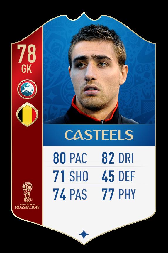 FIFA 18 World Cup: сборная Бельгии (+Фото) - изображение 24