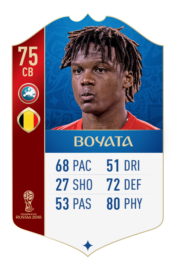 FIFA 18 World Cup: сборная Бельгии (+Фото) - изображение 30