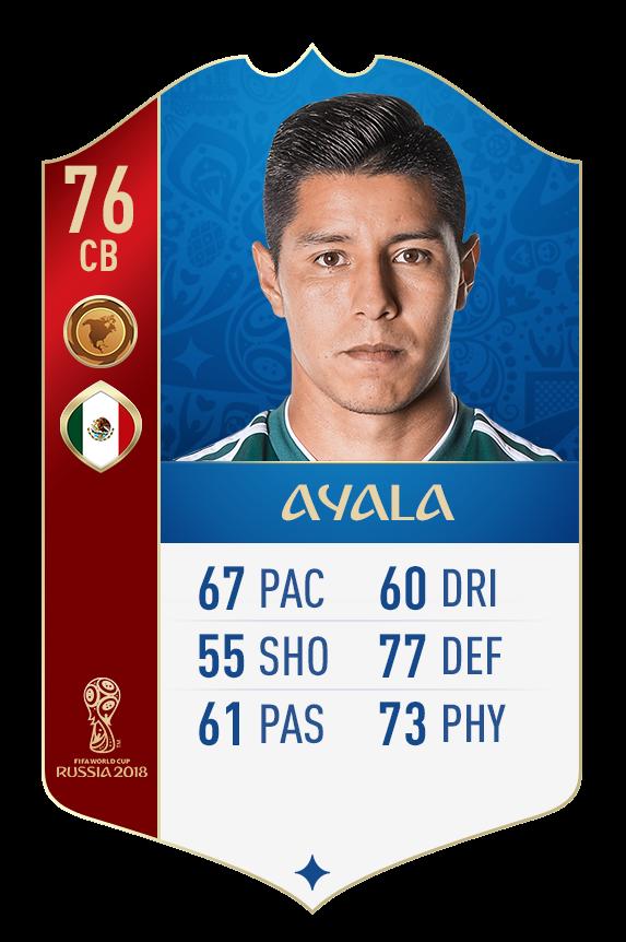 FIFA 18 World Cup: сборная Мексики (+Фото) - изображение 21
