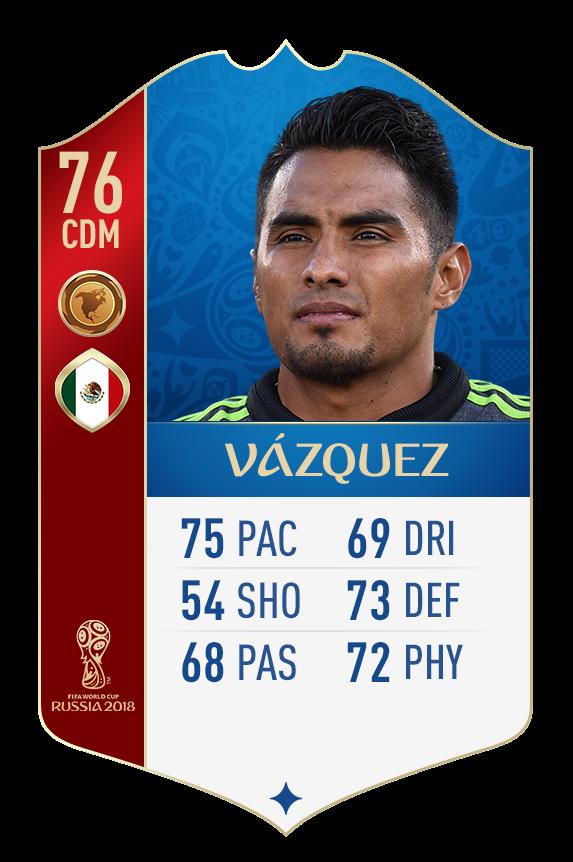 FIFA 18 World Cup: сборная Мексики (+Фото) - изображение 26