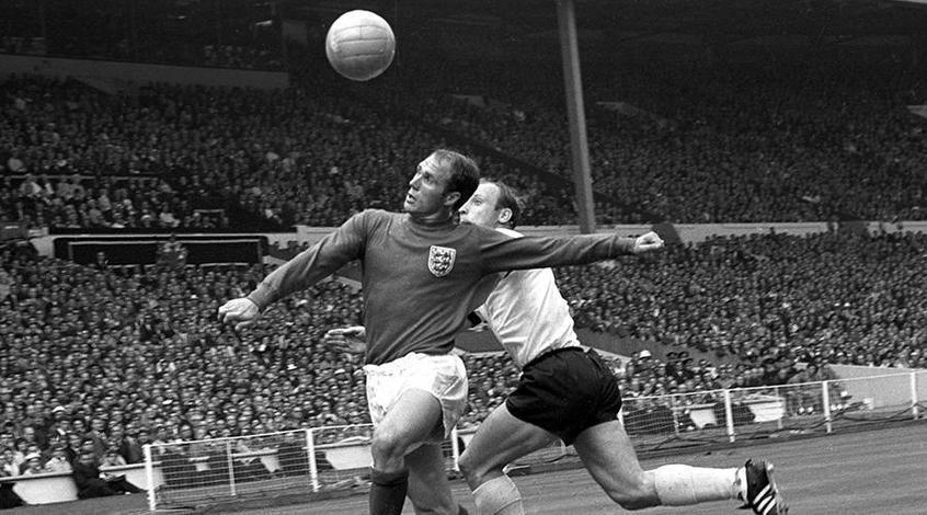 В Англии скончался один из чемпионов мира 1966 года