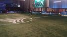 Сфотографироваться с Кубком чемпионов и почувствовать себя звездой футбола: в киевской промзоне открылась уникальная площадка для отдыха