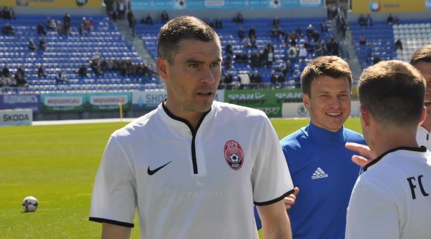 В'ячеслав  Чечер наближається до другого місця у списку топ-гвардійців чемпіонату України