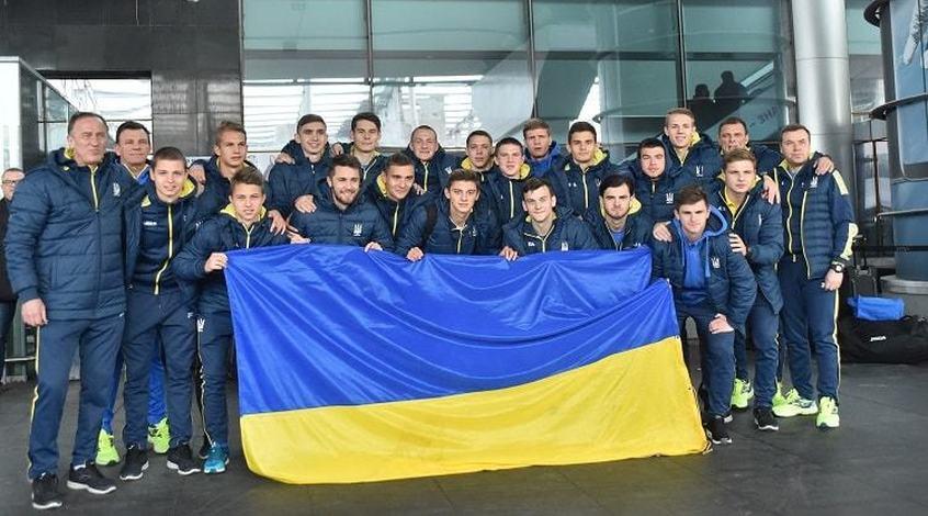 Юнацькі збірні України дізналися, де зіграють відбірні матчі чемпіонатів Європи