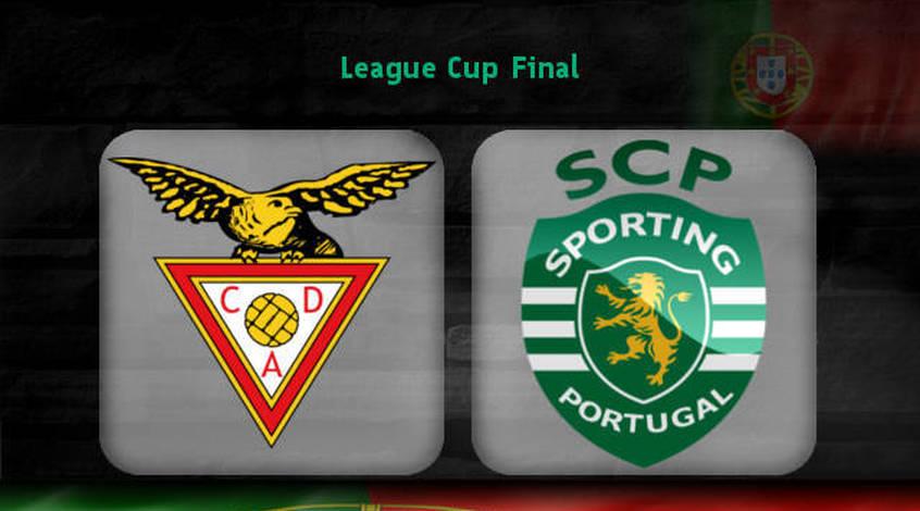 """""""Авеш"""" - """"Спортинг"""": прогноз The League Lane на финал Кубка Португалии"""