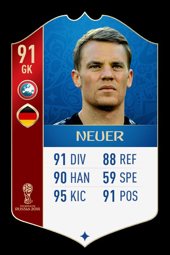FIFA 18 World Cup: сборная Германия - изображение 1