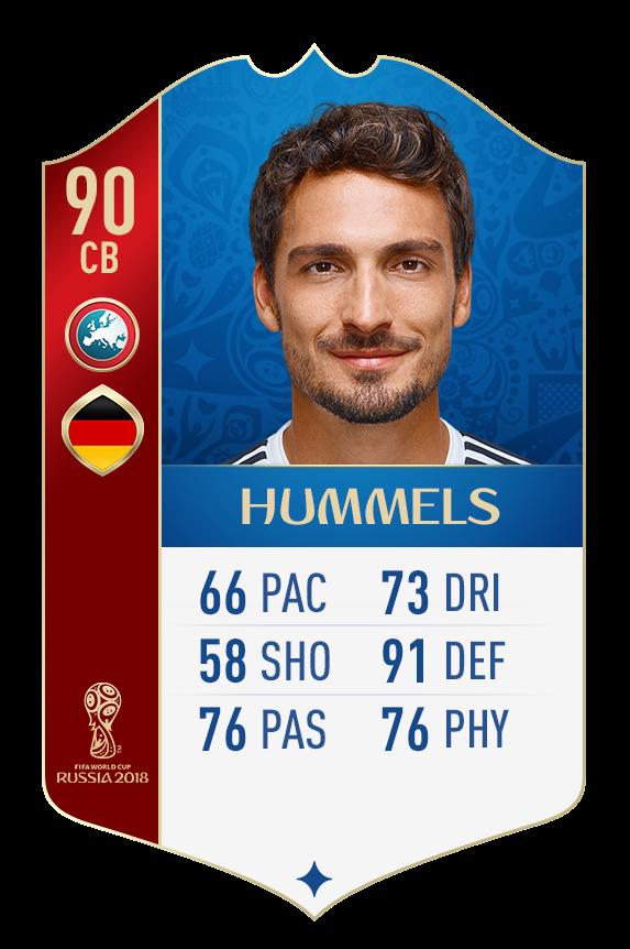 FIFA 18 World Cup: сборная Германия - изображение 2