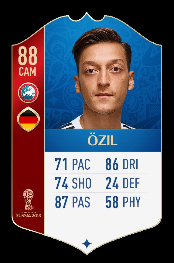 FIFA 18 World Cup: сборная Германия - изображение 4