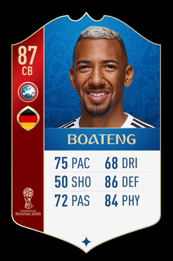 FIFA 18 World Cup: сборная Германия - изображение 5