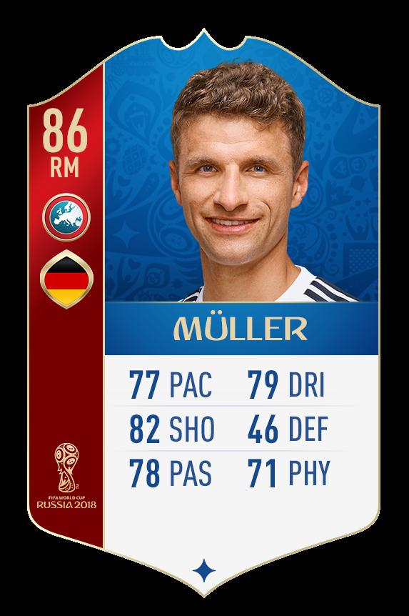 FIFA 18 World Cup: сборная Германия - изображение 7