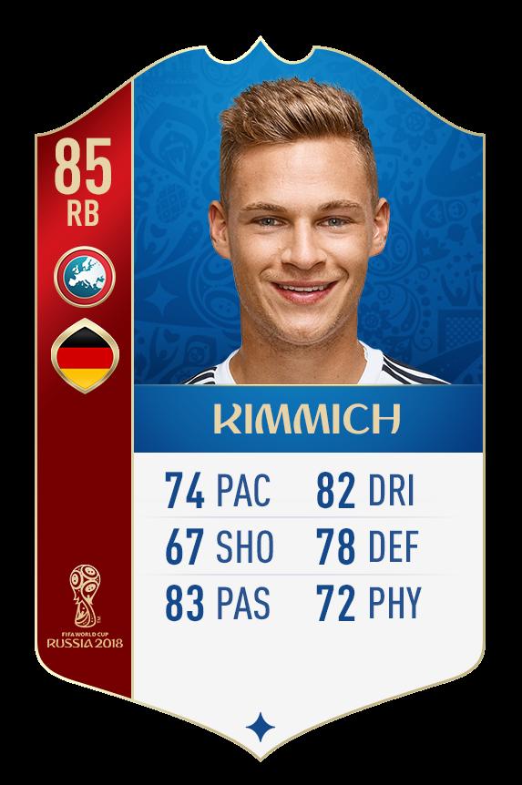 FIFA 18 World Cup: сборная Германия - изображение 8