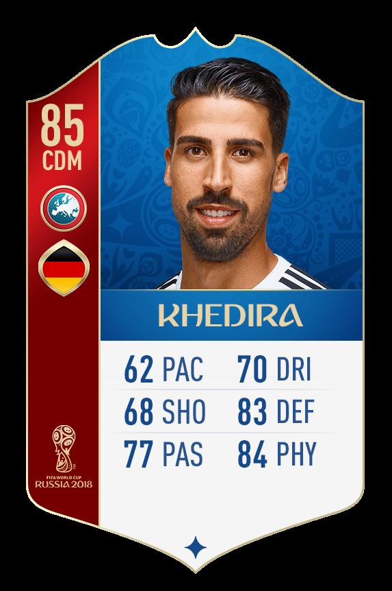 FIFA 18 World Cup: сборная Германия - изображение 9