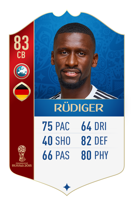 FIFA 18 World Cup: сборная Германия - изображение 16