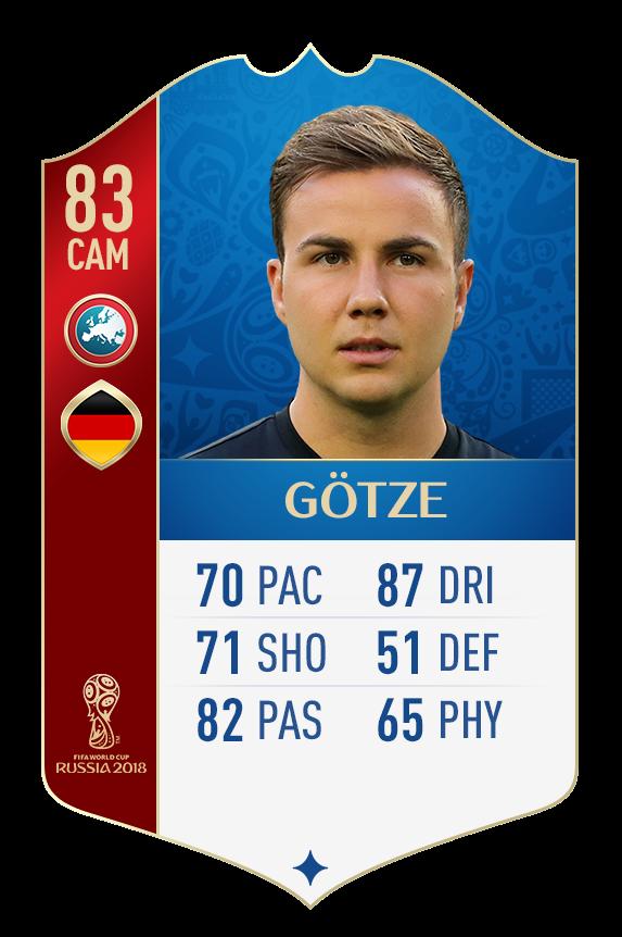 FIFA 18 World Cup: сборная Германия - изображение 18