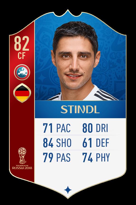 FIFA 18 World Cup: сборная Германия - изображение 19