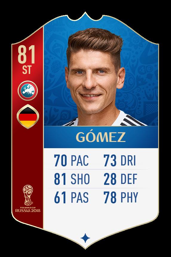 FIFA 18 World Cup: сборная Германия - изображение 25