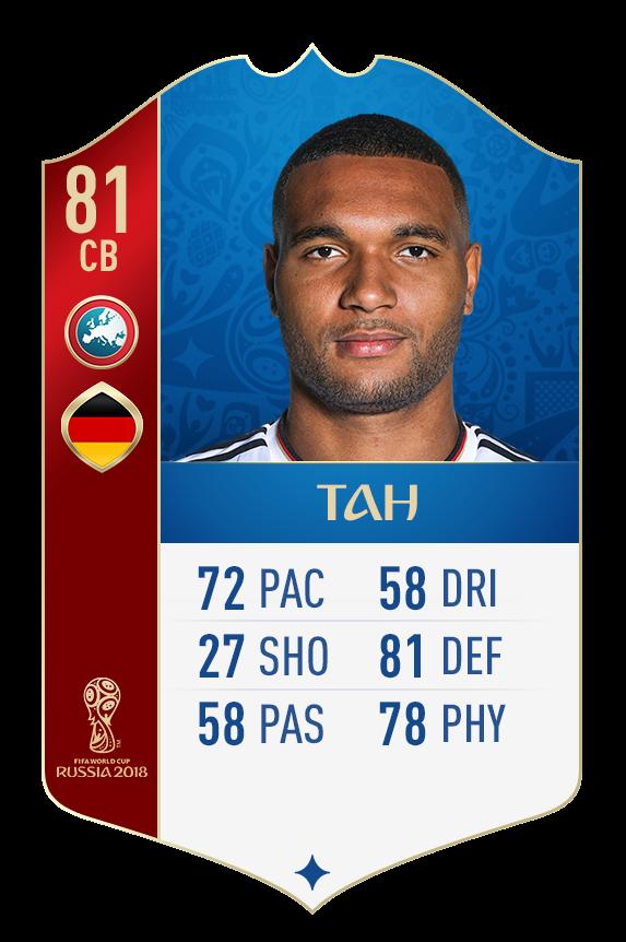 FIFA 18 World Cup: сборная Германия - изображение 28