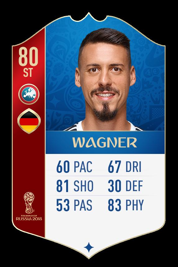 FIFA 18 World Cup: сборная Германия - изображение 29