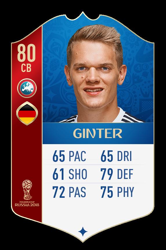 FIFA 18 World Cup: сборная Германия - изображение 30