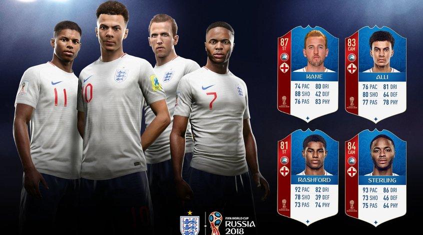 Юниорская сборная англии по футболу