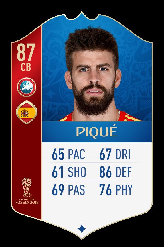 FIFA 18 World Cup: сборная Испании - изображение 4