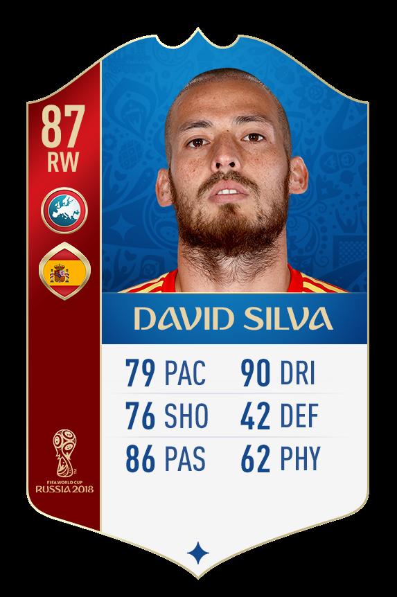 FIFA 18 World Cup: сборная Испании - изображение 6