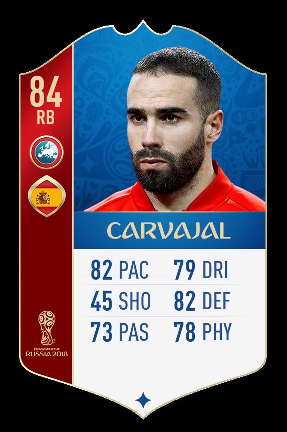 FIFA 18 World Cup: сборная Испании - изображение 11