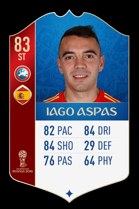 FIFA 18 World Cup: сборная Испании - изображение 18
