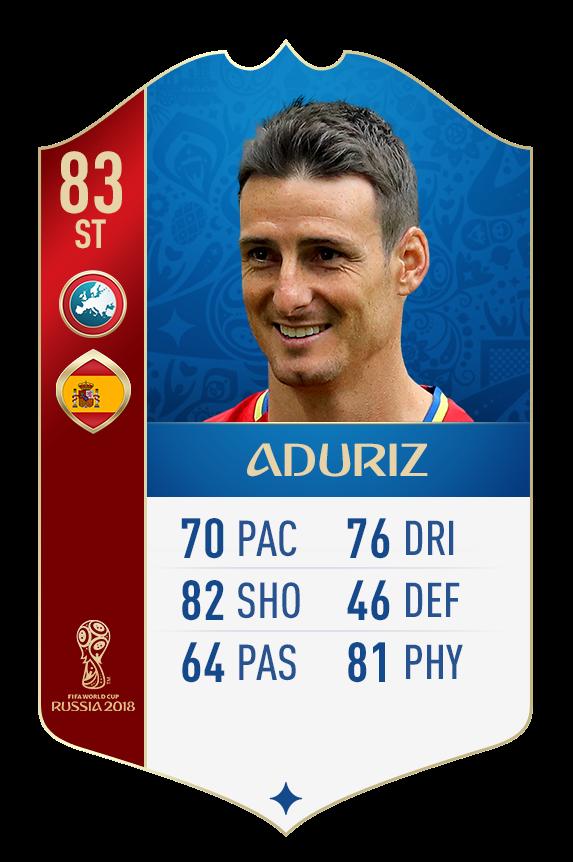 FIFA 18 World Cup: сборная Испании - изображение 21